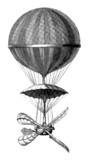 Aerostat - 18th century (1784 - Paris)