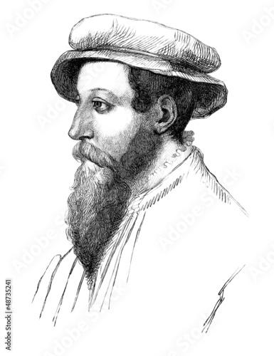 Man - 16th century