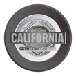 california state button