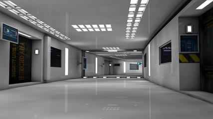 Sala futurista