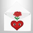 Letterina di San Valentino