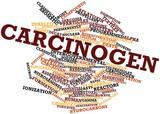 Word cloud for Carcinogen poster