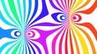 Abstarct 60's Style (loop)
