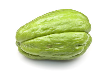 Chayote squash, also known as choko