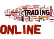 About Online Trading Concept