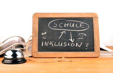 Schultafel Inclusion