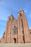 Roskilde Cathedral, unesco world heritage in Denmark