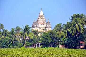 Siva Temple in Puthia,Bangladesh