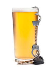 Keys, Cuffs, and Alcohol