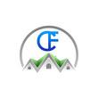 C. F. Company Logo (Real Estate)