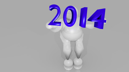 figura umana mostra 2014