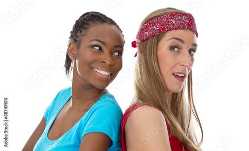 Kulturelle Unterschiede - Hautfarbe