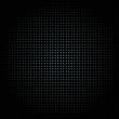 Schwarzer Hintergrund mit hellblauen Punkten (endlos)