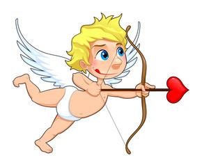 Funny Cupid.