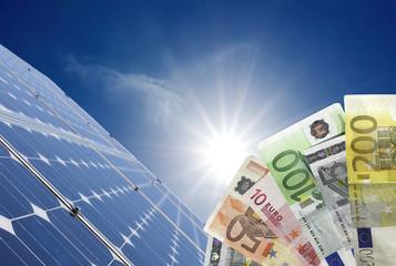 Energie und Geld