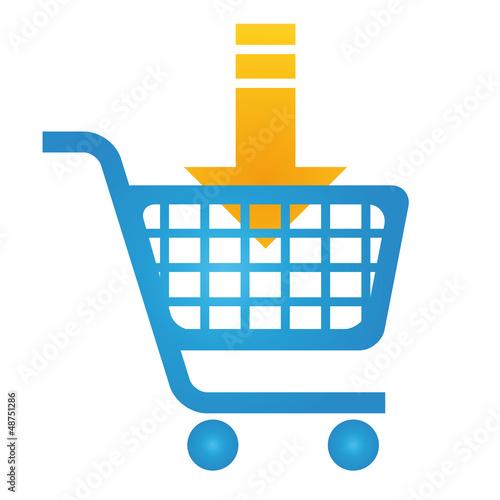 Einkaufswagen - Cart