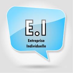 Bulle : Entreprise Individuelle