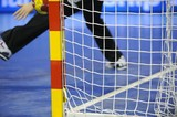 Handball goalkeeper