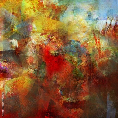 Fototapeten,abstrakt,malerei,blaufond,kunst