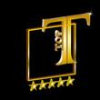 Logo top 3d