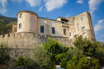 Castello Pandone-Venafro