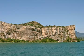 Rocca di Manerba, Lago di Garda