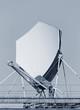 Highspeed satellite dish