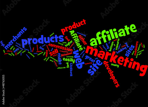 Affiliate Marketing Can Earn You Huge Profits Concept