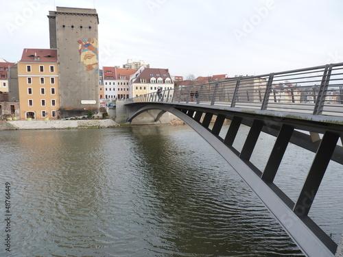 Brücke nach Polen