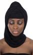 Frau aus 1001 Nacht - arabische Schönheit