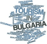 Word cloud for Tourism in Bulgaria