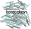 Word cloud for Toxication
