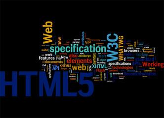 HTML5 Concept