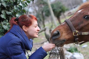 amore per i cavalli