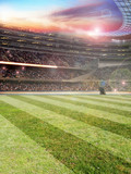 footbal stadium