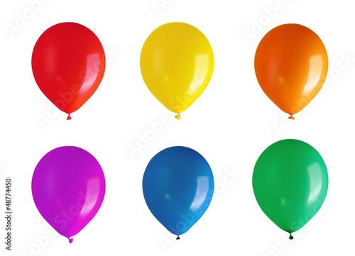 Leinwandbild Motiv balloon toy childhood
