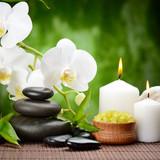 Fototapete Zen - Stones - Beim Entspannen