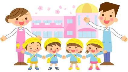 園児 保育士 幼稚園