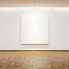 blank picture in the gallery
