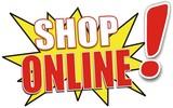 étiquette shop online