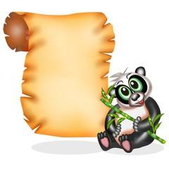 pergamena panda