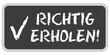 CB-Sticker TF eckig oc RICHTIG ERHOLEN!