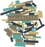 Word cloud for Exploration