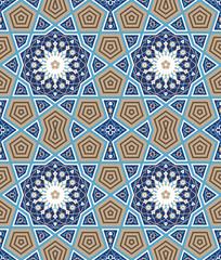 Gaphur Seamless Pattern Two