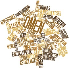 Word cloud for Omen