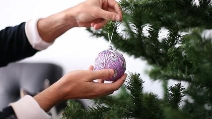 Christmas decoration, Christmas tree