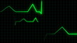 Electrocardiogram animation