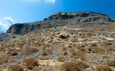 Крепость Гравмуса. Панорама.