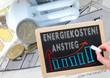 Anstieg der Energiekosten