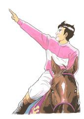 騎手・勝利